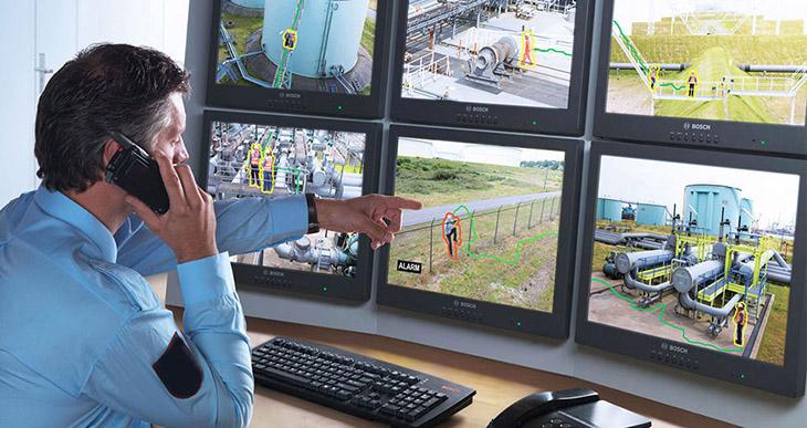 enerji tesisleri güvenliği