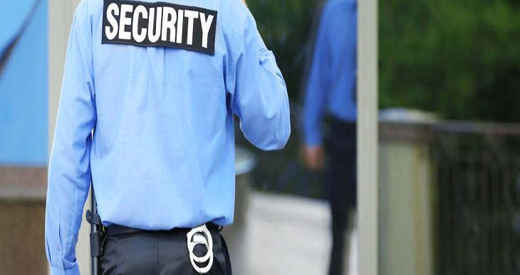 güvenlik hizmeti
