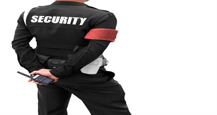 özel güvenlik hizmeti